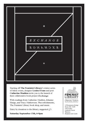 Exchange Poster